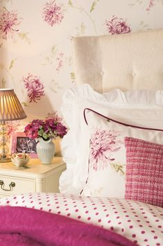 On Flowerona: Laura Ashley's new Painterly Florals collection for Autumn/Winter 2014