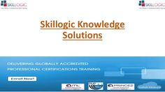 Skillogic Solutions is now providing Group Discount & Offers on PMP, ITIL, PRINCE2, Six Sigma, Business Analytics Certification Courses. Hurry up All!! Visit Skillogic soon and schedule your classes. #SkillogicOffers