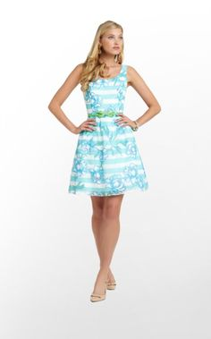 Posey Dress| Lilly Pulitzer. One of my favorites.