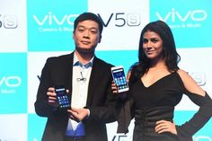 Chinese smartphone maker Vivo has launched its premium Vivo V5s smartphone in India. Priced at ₹18,990, the Vivo V5s will be available from 6th May 2017 onwards at a store and online on Flipkart.com, said company.  The newly launched Vivo V5s comes in matte black and crown gold colours.   #Vivo #Vivo V5 #Vivo V5 Plus #Vivo V5s #Vivo V5s features #Vivo V5s launch #Vivo V5s price #Vivo V5s specification