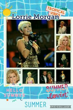 Lorrie Morgan, Country, Summer, Movie Posters, Movies, Summer Time, Rural Area, Films, Film Poster