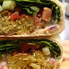 CK Lunch Falafel Sandwich Sandwiches, Tacos, Good Food, Lunch, Restaurant, Ethnic Recipes, Kitchen, Roll Up Sandwiches