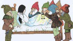 Branca de Neve, de Jacob e Wilhelm Grimm, o conto com vaidade, ingenuidade e sem…