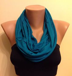 A personal favorite from my Etsy shop https://www.etsy.com/listing/188573140/30saleinfinity-scarfmothers-day-giftthin