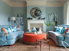 A Pantone Spring 2015 Colored Home
