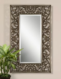 "Clermont Manor Mirror, 75"""