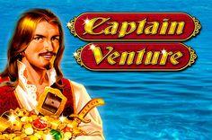 Houd je van verhalen over piraten? Speel dan deze mooie gokkast en ga oop zoek naar de schat op een eiland. Captain Venture is een uitstekende avontuurlijke gokkast van Novomatic dat je op OnlineCasinoHEX.nl kunt spelen. Symbols, Play, Game, Games, Pirates, Gaming, Toy, Glyphs, Icons