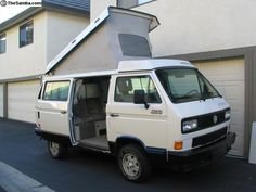 VW SYNCRO- the ONLY way to go!
