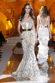 AnoBanO: Zuhair Murad Haute Couture Spring Summer 2011 - Paris