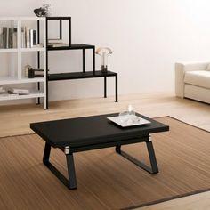 Table basse modulable en bois - Regolo