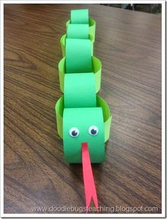 Cutest and easiest to make snake.
