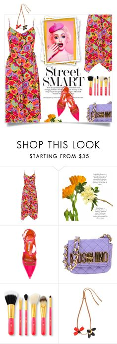 """Under $100: Summer Dresses"" by fashionmonkey1 ❤ liked on Polyvore featuring Manolo Blahnik, Moschino, Marni, under100 and polyvorecontest"