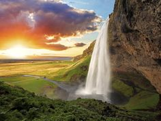 15 most beautiful cascades from around the globe.