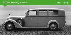 #skoda Superb Typ 640