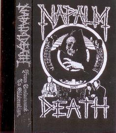 Napalm Dorrian LP '88