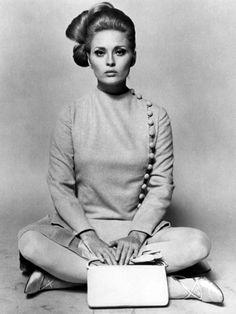 Thomas Crown Affair, Faye Dunaway 1968