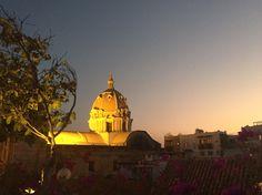 Cúpula de Iglesia de San Pedro, #Cartagena