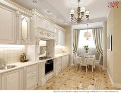 Дизайн кухни. Фото 2015 года http://www.ok-interiordesign.ru/zhk-dominion-dizayn-remont-kvartir.php