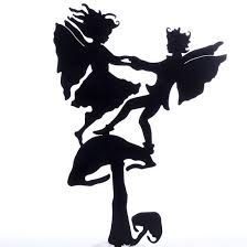 Image result for fairy silhouette                                                                                                                                                                                 More