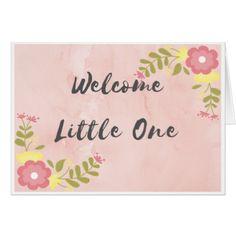 New born - Card - baby gifts child new born gift idea diy cyo special unique design
