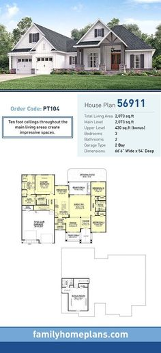 New Home Plan Design by Judson Wallace Contact Home Plan Designs
