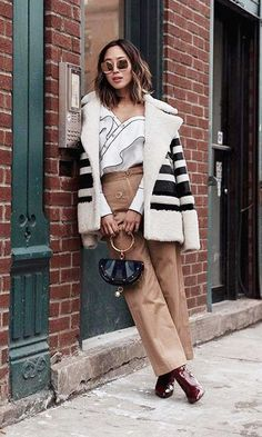 Cool 31 Instagram Blogger Outfit Ideas - Winter 2017 - Street Style + Editorial Looks to Copy Now... Fall & Winter Outfit Ideas Check more at http://fashionie.top/pin/27501/