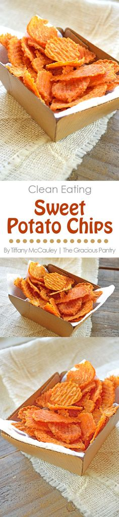 These Clean Eating Waffle Fries are a fabulous snack when you're craving something that is normally deep fried and crunchy! ~ http://www.thegraciouspantry.com