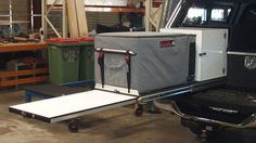 Need more storage? Outback Touring Solutions specialise in custom vehicle fitouts & drawer systems for 4WD, wagons, utes and campervans. Make the most of your rear cargo space with our high quality storage drawer systems.