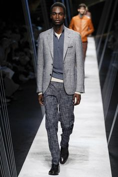 Canali Spring/Summer 2017 Menswear Milan Fashion Week