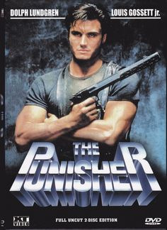THE PUNISHER 1989 Movie Poster PICTURES PHOTOS and IMAGES