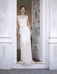 Paris by Stephanie Allin  For that Gatsby-esque look
