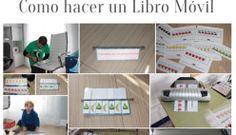 Materiales manipulativos Instrucciones Como hacer tu propio libro móvil