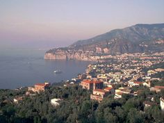 Have a Good Sunday in Sorrento Italy