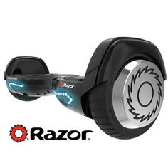 Razor Hovertrax 2.0 Hoverboard Hoverboards looked awesome until they started blowing up. According to Razor, the latest hoverboards carry the UL 2272 standard which is designed to meet rigorous safety standards. This is a good thing because I'm a little scared of them. While you do need to learn to balance on it, this self balancing board allows you to control the board by simply tilting slightly in the direction you want to go.