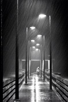 Rain in the light... @rt&misi@.