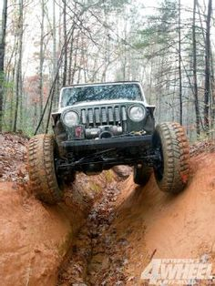 Private Off Road Park Jeep