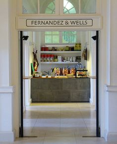 Fernandez & Wells | London