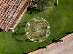 Italian Country Decor, Baseball Field