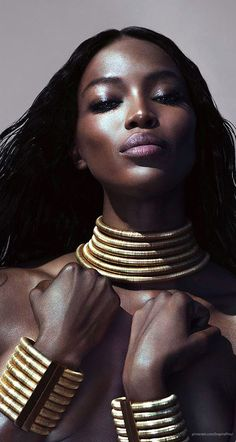 Naomi Campbell ~ Interview Magazine Cover September 2014