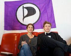 Le Parti pirate à l'assaut de l'arène politique française