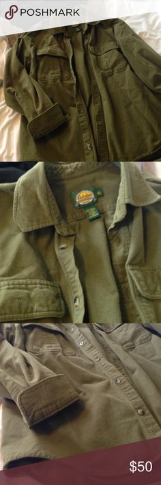 Cabela's jacket Great condition Cabela's jacket! Men's size large. 100% cotton. Up for any offers Jackets & Coats