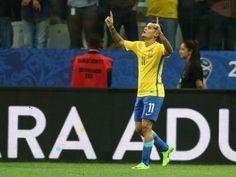 Gols de Brasil 3 x 0 Paraguai e melhores momentos do jogo da 14ª rodada das Eliminatórias