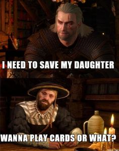 The Witcher 3 in a nutshell