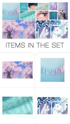 """""""i feel blue"""" by star-bean ❤ liked on Polyvore featuring art"""