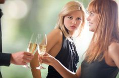 If you see your partner flirt with someone else, you may feel hurt, angry, and jealous. The last thing you might expect is to start thinking of yourself more like your rival. New research suggests just that: that jealousy . Jealous Women, Jealous Of You, Evil People, Toxic People, Jealousy In Relationships, Relationship Advice, Relationship Problems, Dealing With Jealousy, Boyfriends