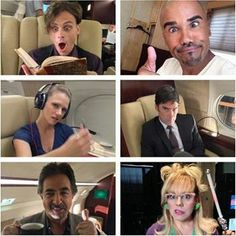 Happy Thanksgiving from Criminal Minds!