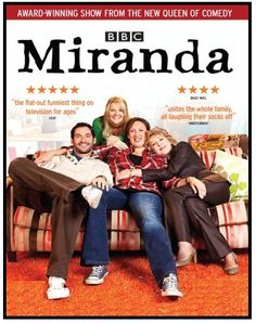 """Miranda Hart is the funniest person I've EVER seen!  MUST WATCH THIS SERIES!"""""""