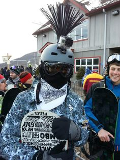 Crazy cool hats! #winter #hats #snowgear #headwear Snow Gear, Crazy Hats, Cool Hats, Winter Hats, Board, Dope Hats, Sign, Fancy Hats, Planks
