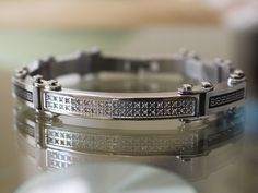 9 Metal Tungsten Bracelet  Gifts for her by Jmoire on Etsy, $34.00