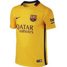 74f97758b42 The Football Nation Ltd - Barcelona Away Shirt 2015-16